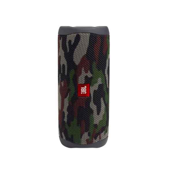 JBL Flip 5 Portable Waterproof Speaker FLIP5-SQUAD Squad (JBLFLIP5-SQAUD-EC)