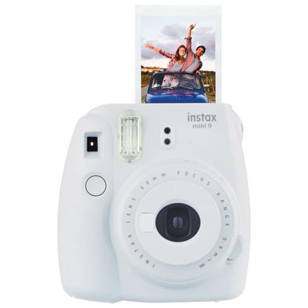 Fujifilm Instax Mini 9  - White (INSTAXMINI9-WH)