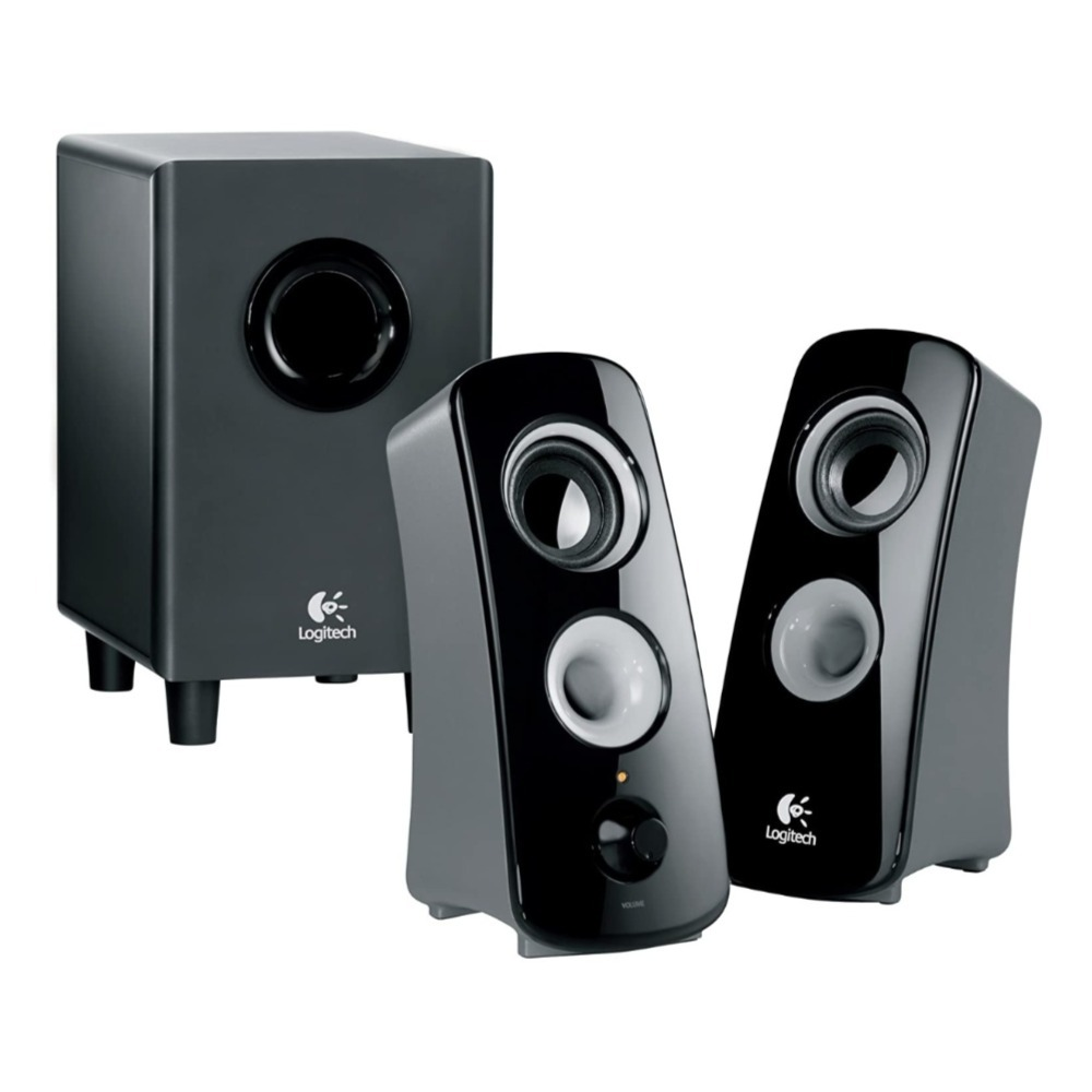 Logitech Speaker System Z323 with Subwoofer 980-000355
