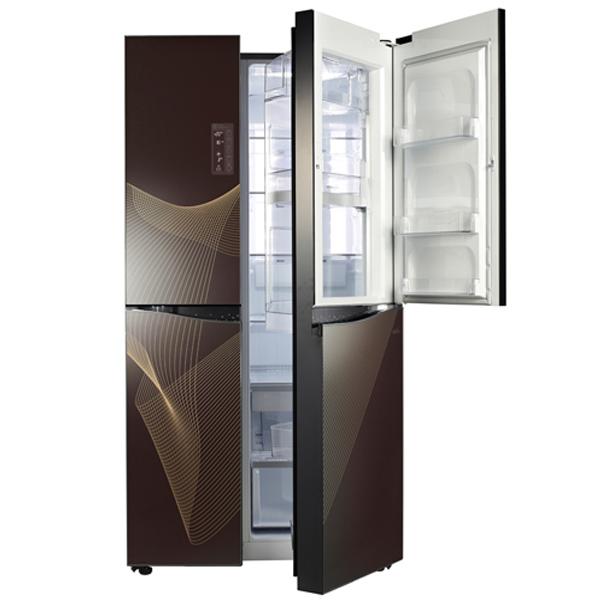 LG Door-In-Door Side-By-Side 626Ltrs(GR-M257JGQV)