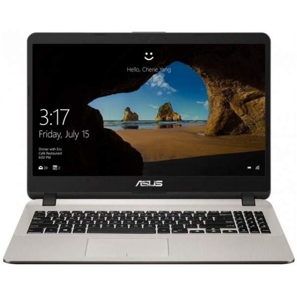 Asus X507UA Laptop, Intel Core i3-6006U, 4GB RAM, 1TB HDD,15.6 Inch, Windows 10 (X507UA-BR013T)