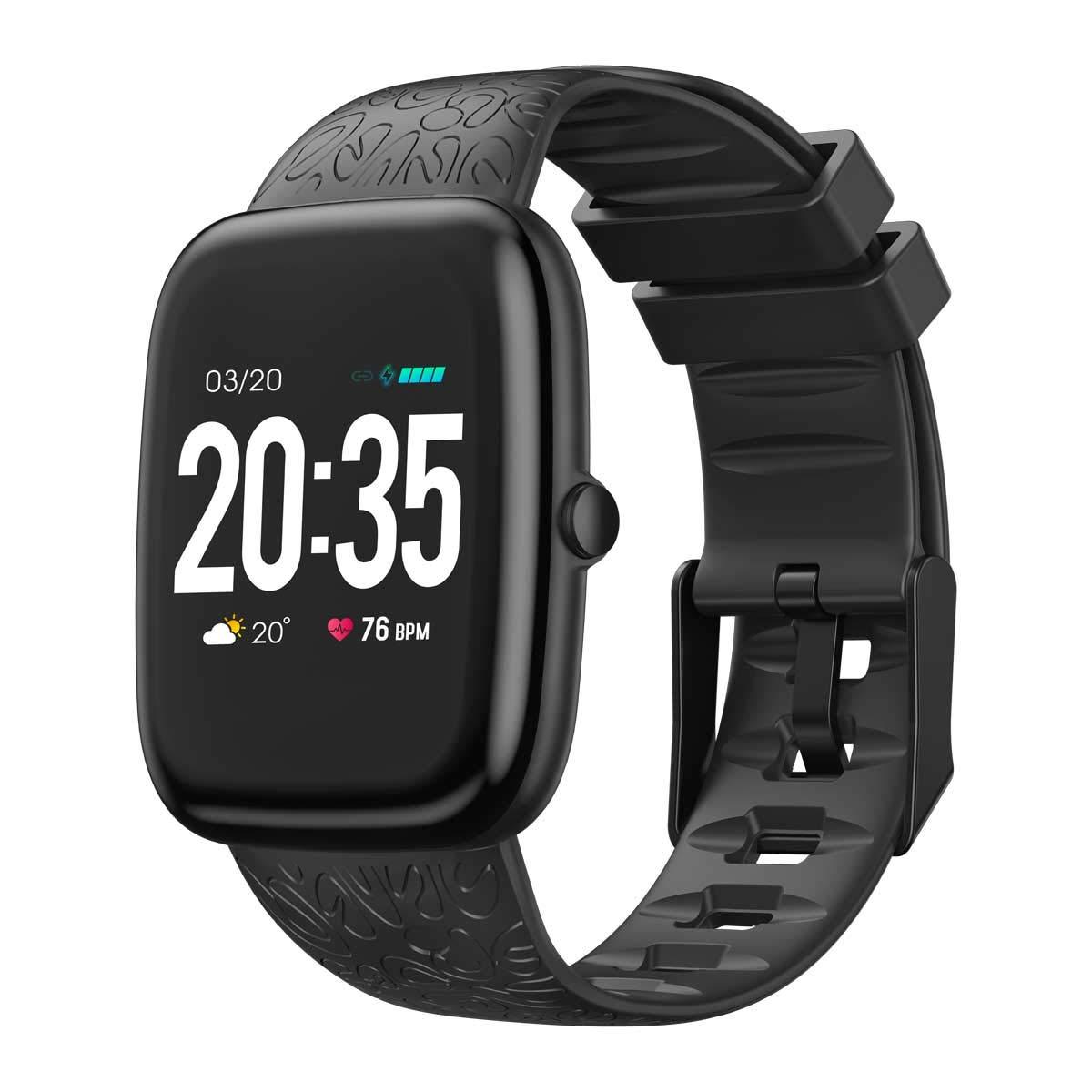 Oraimo OSW-11 Tempo  Smartwatch Black
