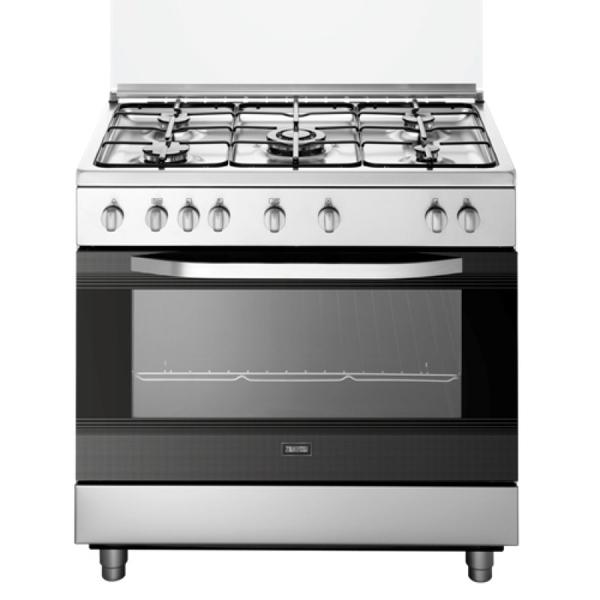 Zanussi Gas Cooker 90X60(ZCG91217XA)