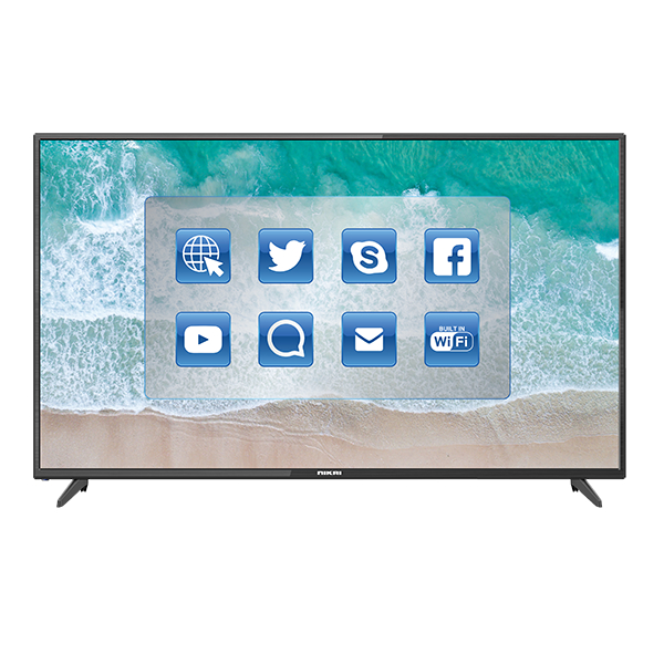 "Nikai 55"" UHD Smart LED TV (UHD55SLEDT)"