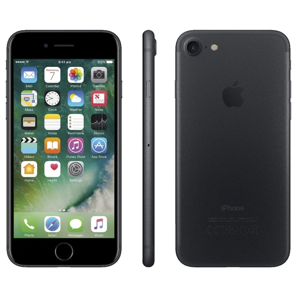 iPhone 7 256GB Black  (MN972AE/A)
