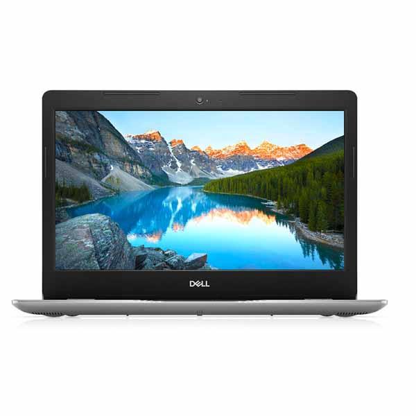 DELL NB (SILVER), PROC I5-1035G1, RAM 4GB, HDD 512 GB, GRAPHICS 2GB,14'',WIN 10,1CM INS3493-1340-SL