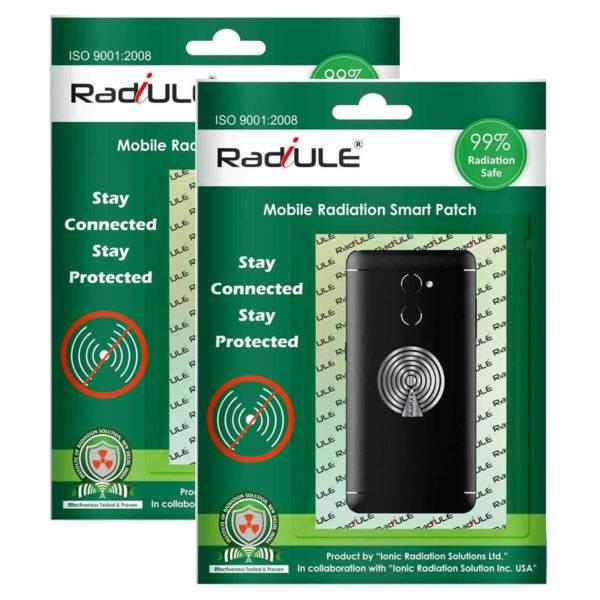 Radiule Mobile Radiation Safety Silver x (RADIULE-SLX)