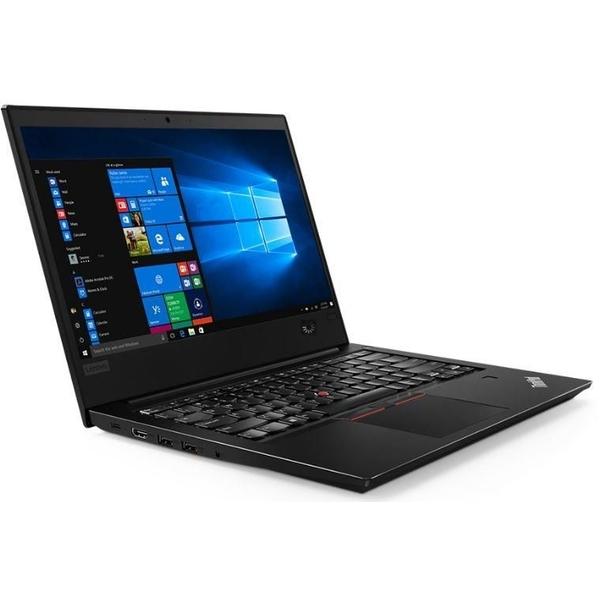 Lenovo Thinkpad Edge E480, Core i7 8550U 1.8 GHz, 8GB RAM, 1TB, 14.0 inch, 2GB Radeon, DOS, Black (E480-03AD)