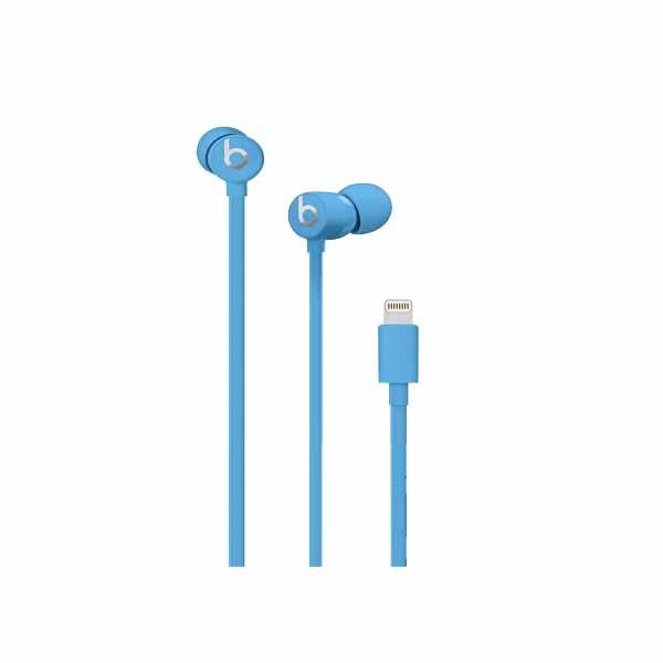 Beats urBeats3 Earphones with Lightning Connector – Blue (MUHT2EE/A)