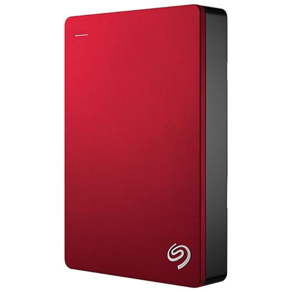 Seagate Backup Plus Portable 4TB - Red (STDR4000902)