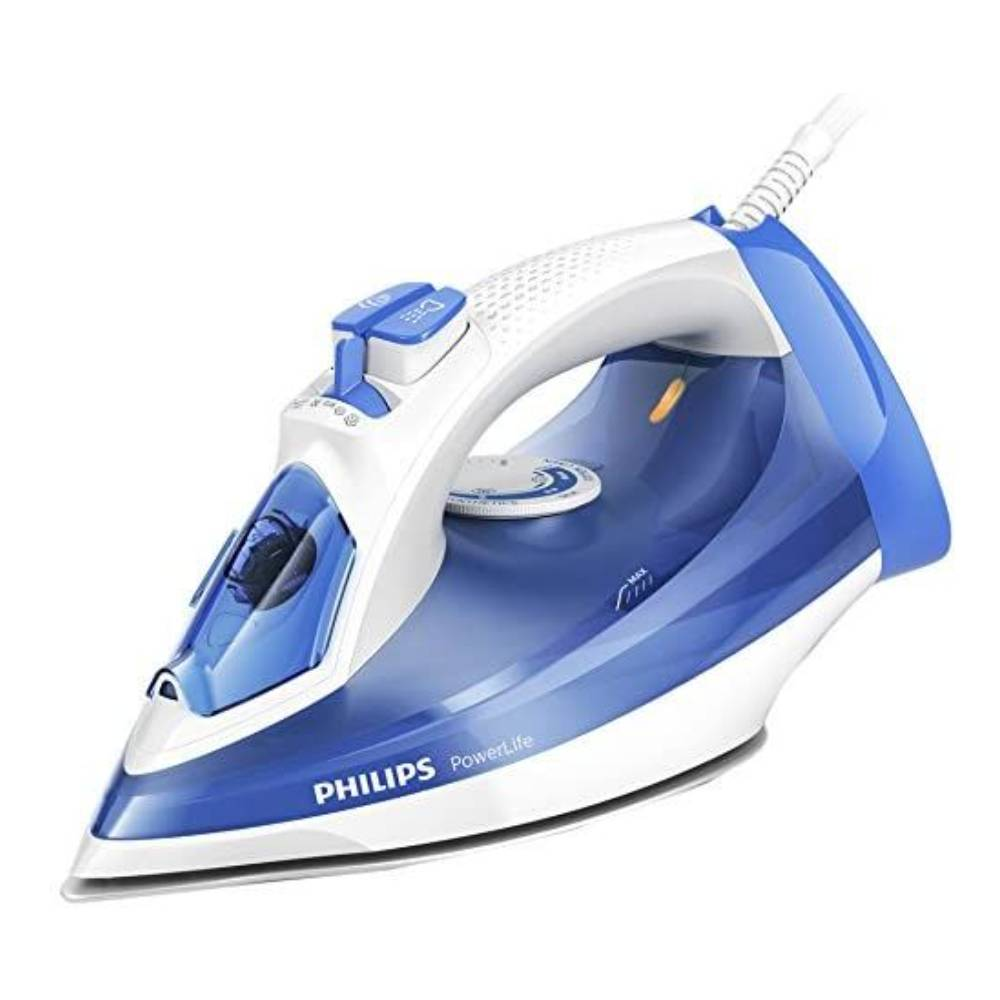 Philips PowerLife Steam Iron Blue GC2990/26