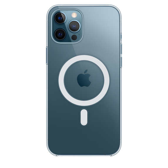 iPhone 12 Pro Max Clear Case with MagSafe - MHLN3ZE/A