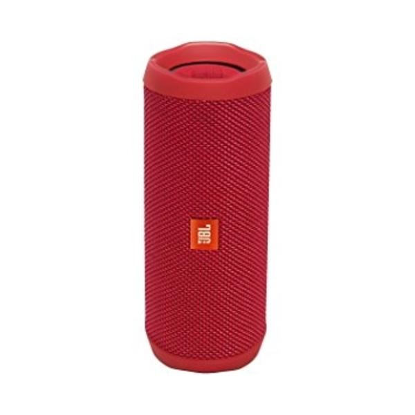 JBL Flip 4 Portable Speaker (JBLFLIP4RED-EC)