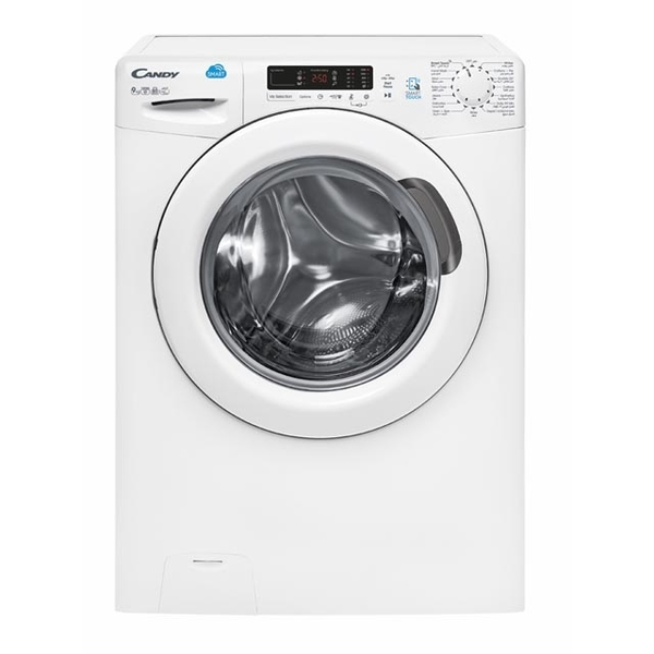 Candy 9Kg Front Loading Washing Machine (CS1292D2)