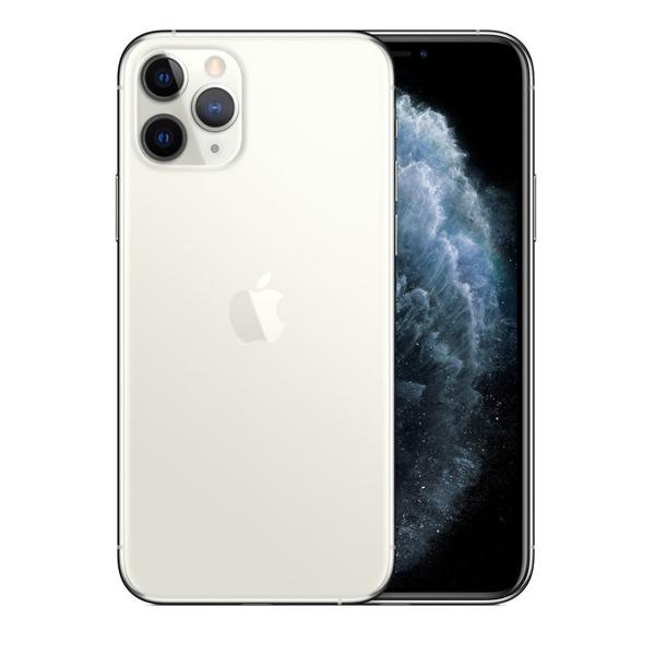 Apple iPhone 11 Pro Max Silver 64GB 4G LTE  (MWHF2AE/A)