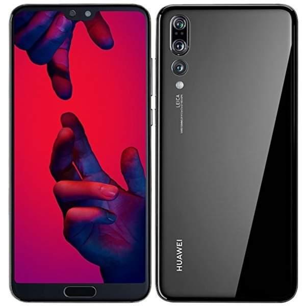 Huawei P20 Pro 128GB, Black (P20PRO-128GBB)