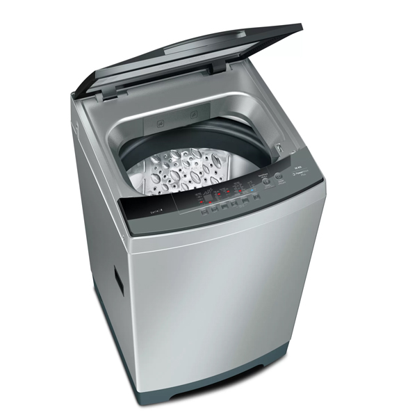Bosch Top Loading Washer Free standing 10kg,Silver (WOE101S0GC)