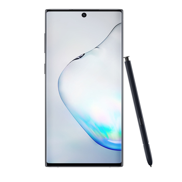 Samsung Galaxy Note 10 Plus Aura Black 256GB 12GB RAM 5G LTE (SMN976QW-256GBB-EC)