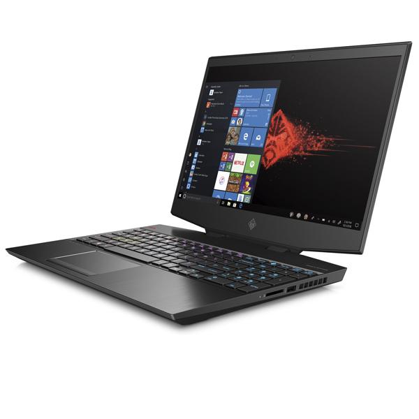 HP OMEN Gaming Laptop – Core i7 2.6GHz 16GB 1TB+256GB 6GB Win10 15.6inch FHD Shadow Black (15-DH0007)
