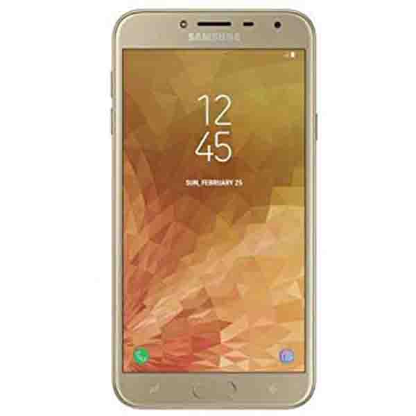 Samsung Galaxy J4 Core 2018 Smartphone, Gold (SM-J410FZDDXSG)