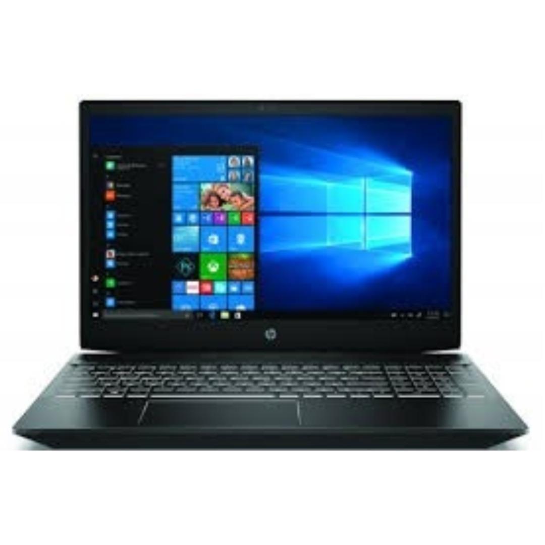"HP Pavilion Notebook 15-cx0049ne, Intel® Core™ i5-8300H, 8 GB RAM, 1 TB HDD + 256 SSD, 4 GB NVIDIA® GeForce® GTX 1050, 15.6"" diagonal FHD, Window 10, Black"