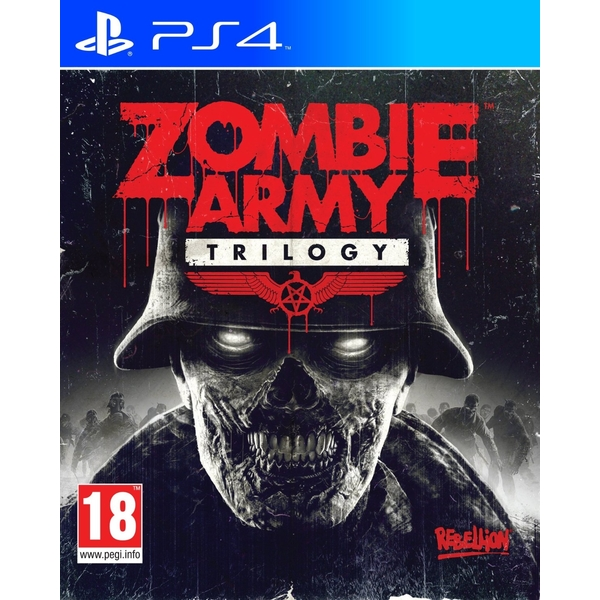 Zombie Army Trilogy PS4 (CD62188)