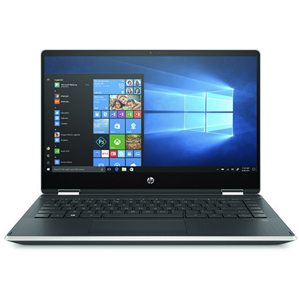 HP Pavilion x360 14-DH1009NE Convertible Touch Laptop – Core i3 2.1GHz 8GB 512GB Shared Win10 14inch FHD (14-DH1013)