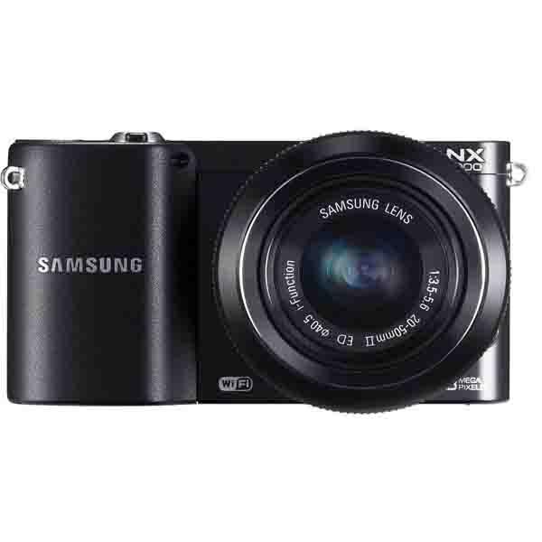 "SAMSUNG CAMERA / DIGITAL(BLACK) 20.3 MP, 20-50MM LENS 3"" LCD (NX1000B2)"