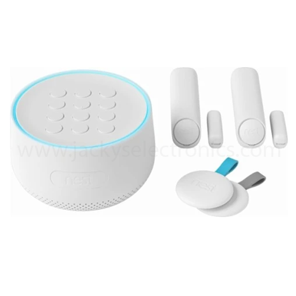 NEST SECURITY CONNECT ALARM SYSTEM H17000EF-WHITE (NEST-H17000EF)