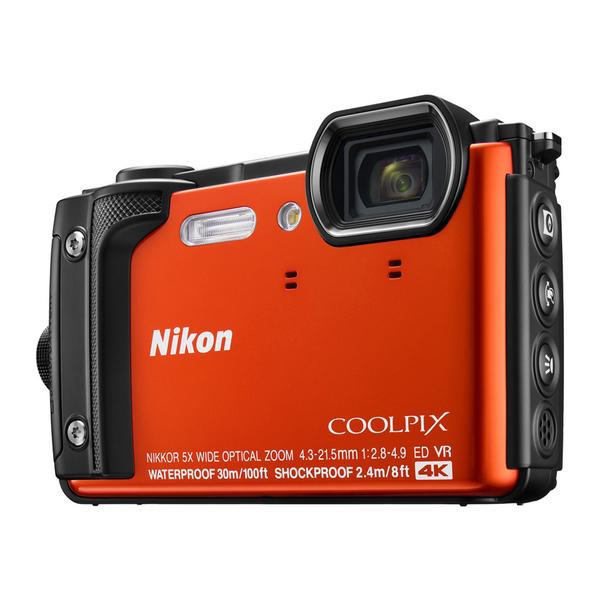 Nikon Coolpix W300 - Orange (COOLPIXW300OR)