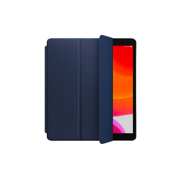 Apple Leather Smart Cover for 10.5-inch iPad Pro - Midnight Blue (MPUA2ZM/A)