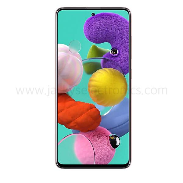 Samsung Galaxy A51, 128GB, 6GB RAM,  PINK (SMA515FW-128GBPK)