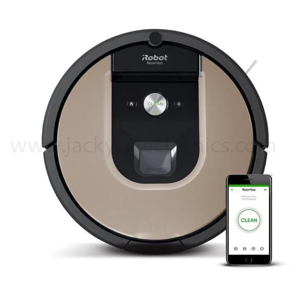 iRobot Roomba 976 Vacuuming Robot (R976040)