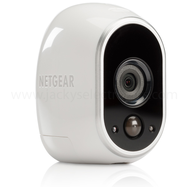 NETGEAR SECURITY ARLO 3 WIRE-FREE HD VMS3330W-100NAS CAMERA (NETGEAR-VMS3330W-100NAS)