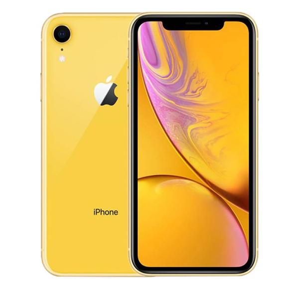 Apple iPhone XR 64GB Smartphone, Yellow (IPXR64GB-YL)