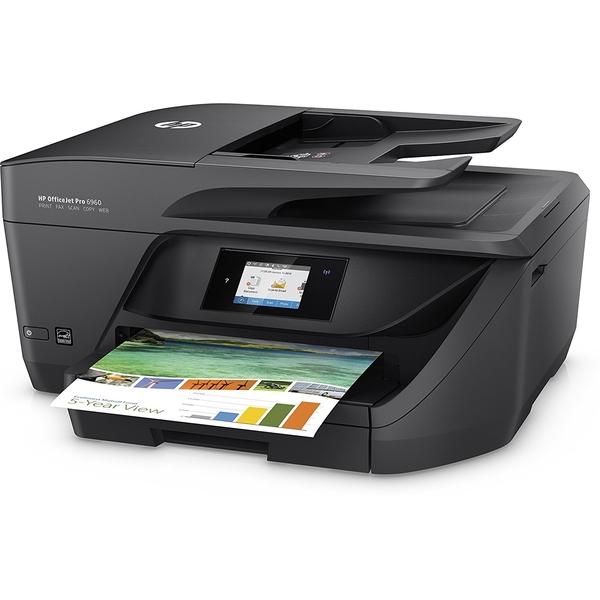 HP OfficeJet Pro 6960 All-in-One Printer (HP6960) J7K33A