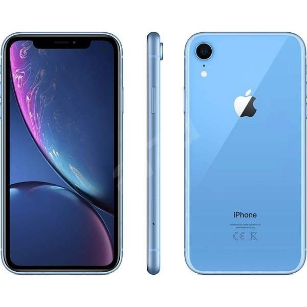 Apple iPhone XR 128GB Smartphone, Blue (IPXR128GB-BL)