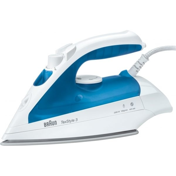 Braun TexStyle 3 steam iron (TS340)