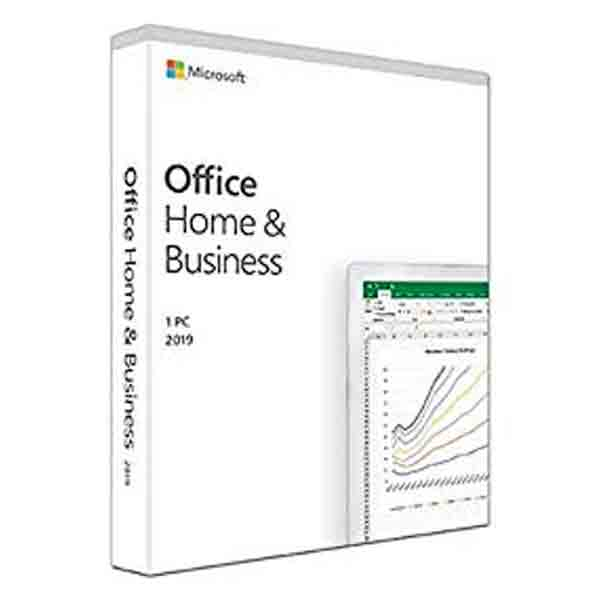 Office Home and Business 2019 Windows English T5D-03219-LS