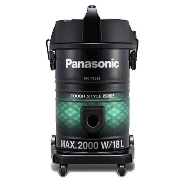 Panasonic Drum Vacuum Cleaner 2000W (MCYL633)
