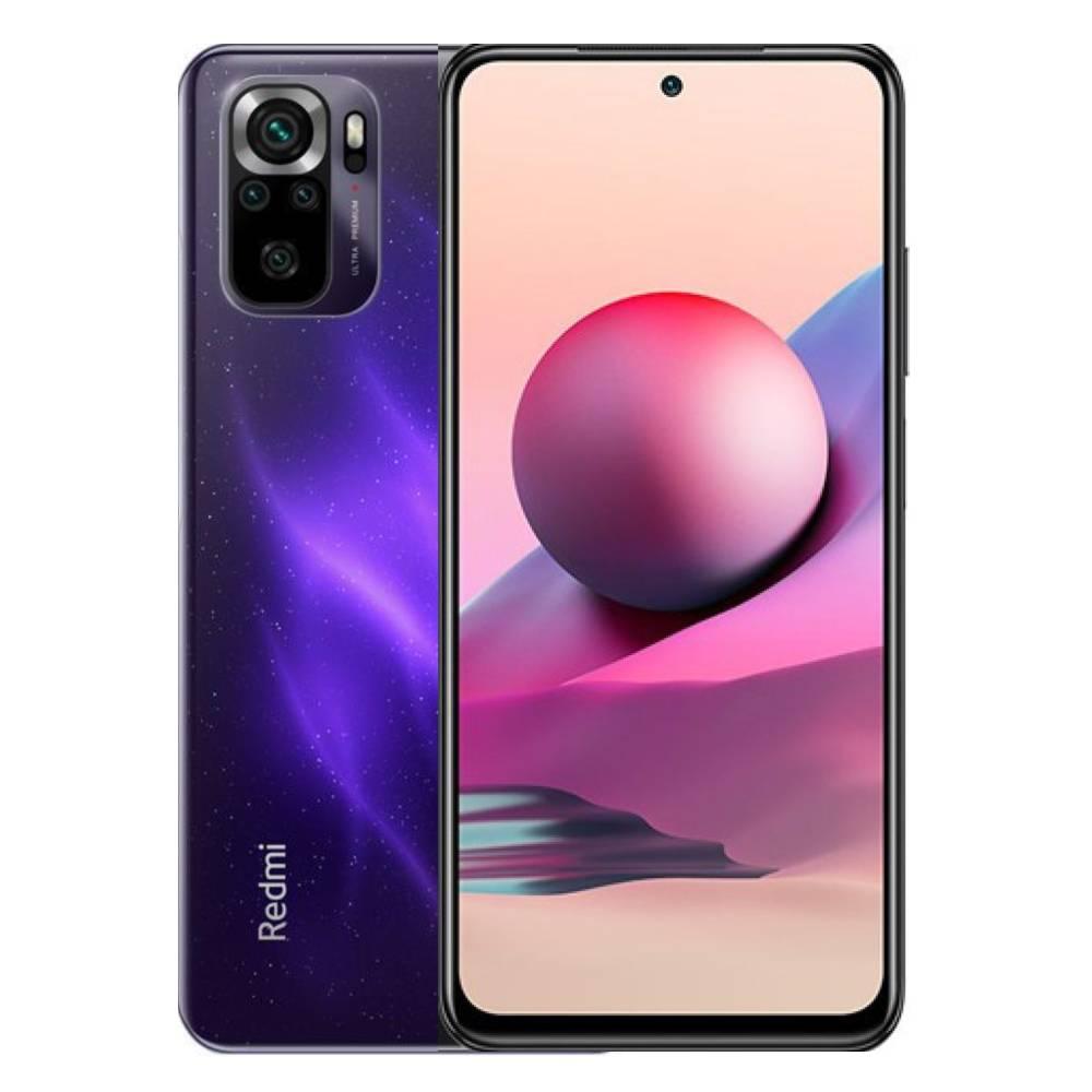 - XIAOMI REDMI NOTE 10S   –   8/128 Starlight Purple, ((MINOTE10S-8-128GBPR)