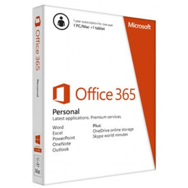 Microsoft Office 365 Home premium - 1 User (MSQQ2-00040-N)
