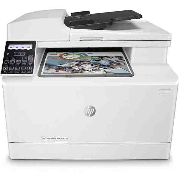 HP LASER PRINTER / COLOR,M181FWL (T6B71A)
