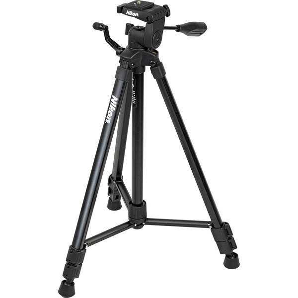Nikon 60 inch Full Size Tripod with 3-Way Panhead (PROSTAFFTRIPOD847)