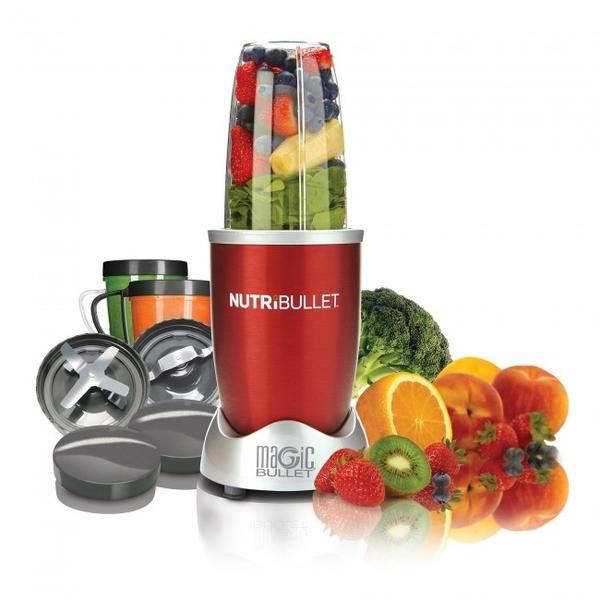 NutriBullet 12Pc - Red (NBR-1212R)