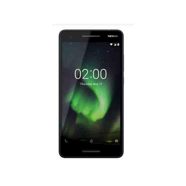 Nokia 2.1 Dual SIM - 8GB, 1GB RAM, 4G LTE, Blue/Coppper (NOKIA2-1W-BLC)