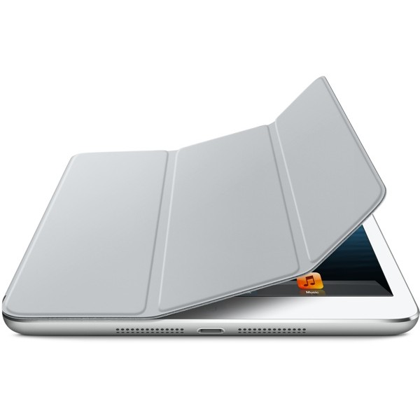 APPLE SMART COVER / FOR IPAD MINI, LIGHT GREY (MD967)