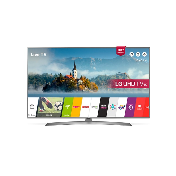 "43"" LG ULTRA HD 4K TV (43UJ670V)"