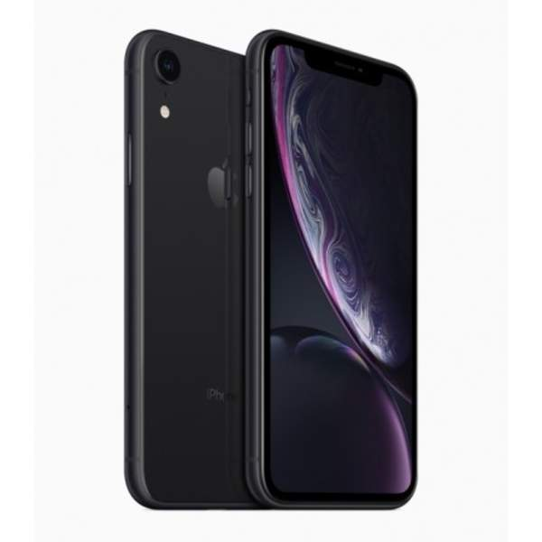 Apple iPhone XR 128GB Smartphone, Black (IPXR128GB-BK-EC)