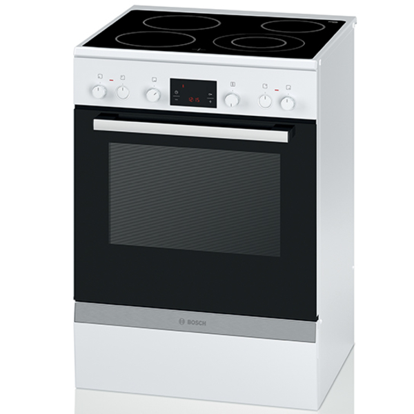Bosch Serie 2 Electric Free-Standing Cooker (HCA643220Q)